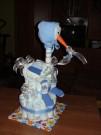 plienková torta bocian