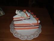 uterakova torta svadobna